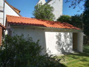 Gartenhaus, Kreativ Holzbau Lohr, Salem